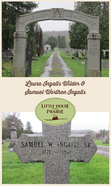 Laura Ingalls Wilder and Samuel Worthen Ingalls - a Legacy of Writing