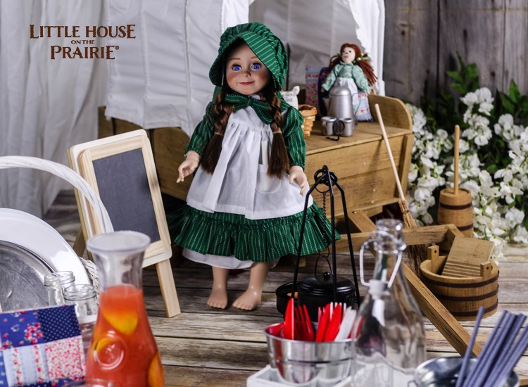 Little House on the Prairie Doll Party