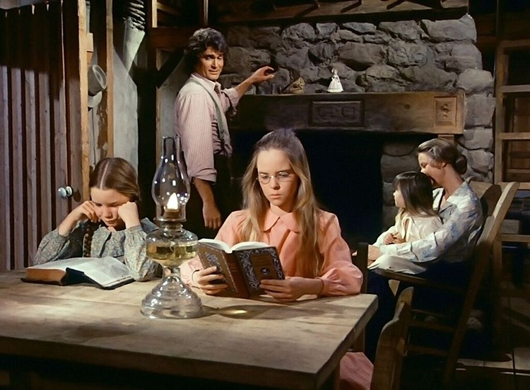 10 Things Pa Ingalls Taught Us About Life - Inspired by Little House on the Prairie