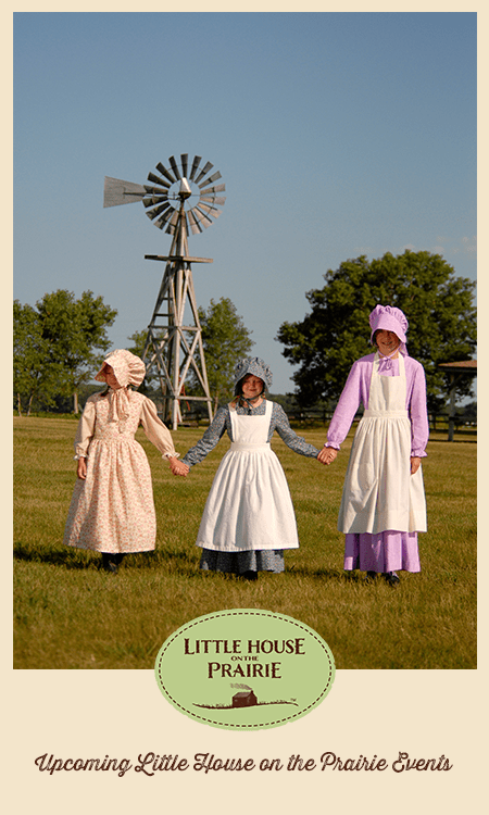 Little House on the Prairie events for fans and community members.
