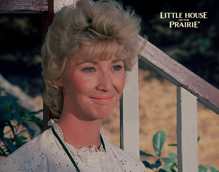 Charlotte Stewart as Miss Beadle on Little House on the Prairie remembers her time on the show and what led her to write her book.