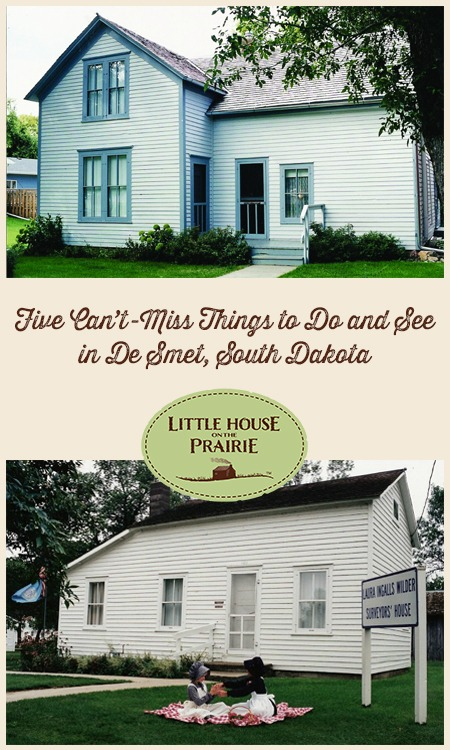 Five Can't-Miss Things to Do and See in De Smet, South Dakota