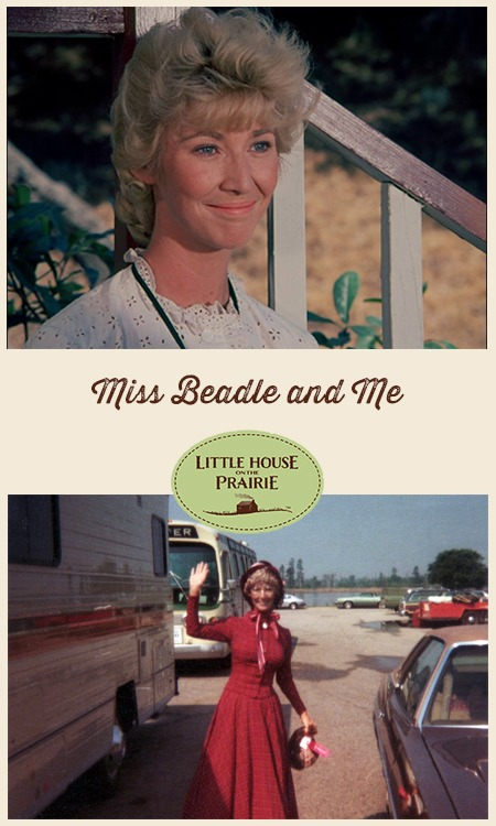 Miss Beadle and Me - Charlotte Stewart exclusive article