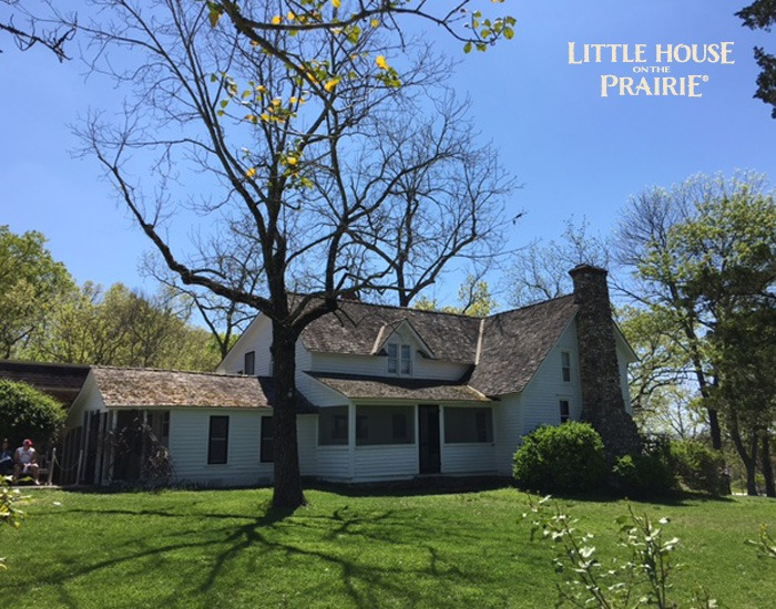 The House on Rocky Ridge Farm - Article about this historic Little House on the Prairie location - COURTESY OF THE LAURA INGALLS HOME AND MUSEUM