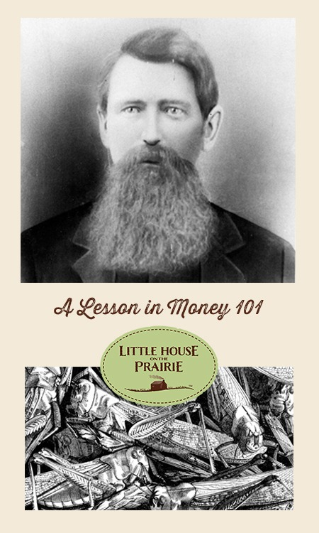 A Lesson in Money 101 from the Little House on the Prairie Book Series