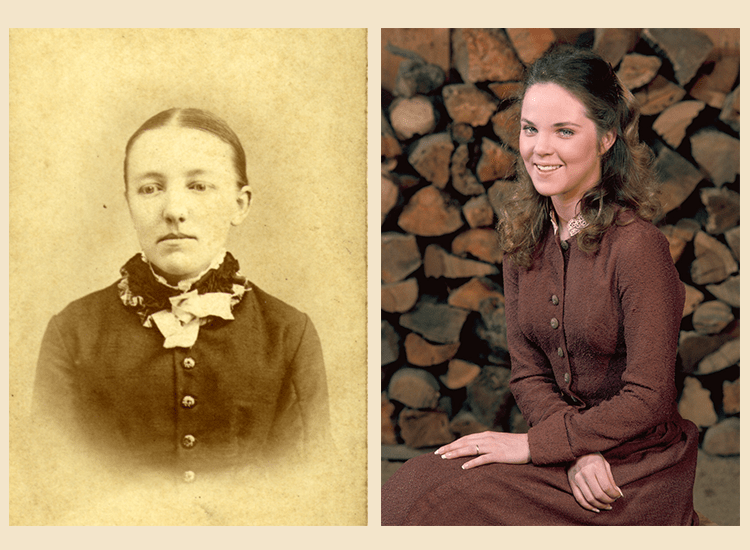 Mary Ingalls - Historic and TV