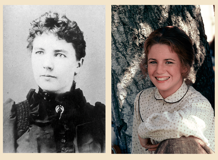 Laura Ingalls Wilder - Historic and TV
