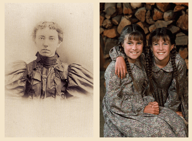 Carrie Ingalls - Historic and TV