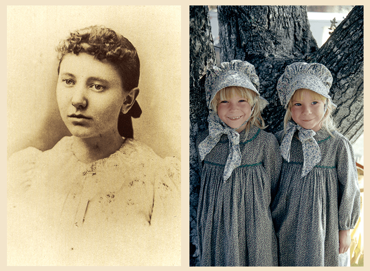 Grace Ingalls - Historic and TV