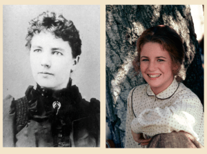 Ingalls Family - Real Family vs Book Family vs TV Show Family