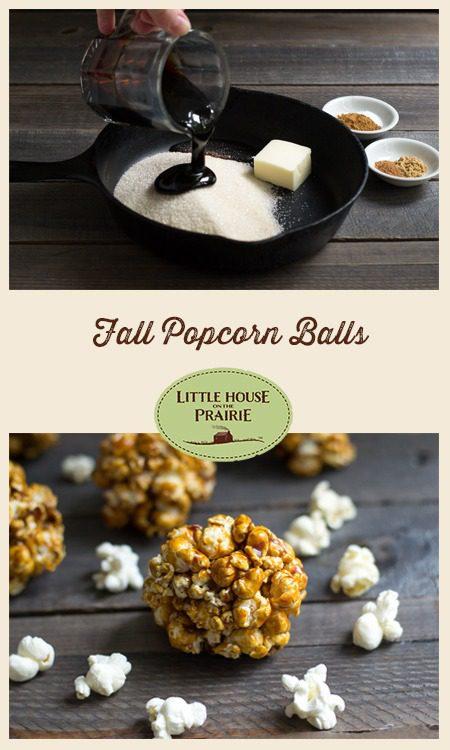 all Popcorn Balls