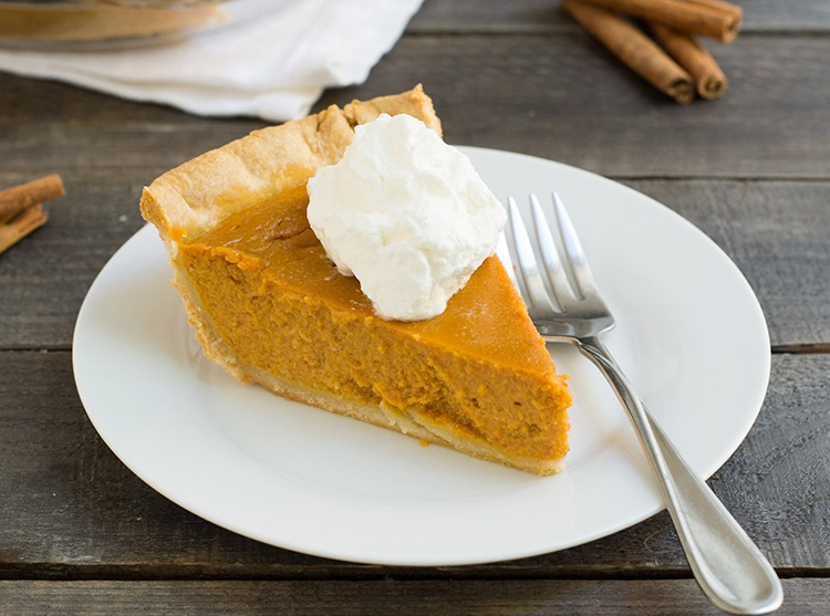 Little House on the Prairie Old Fashioned Pumpkin Pie Recipe