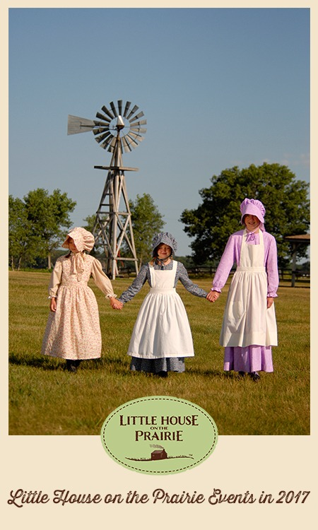 Little House on the Prairie Events in 2017