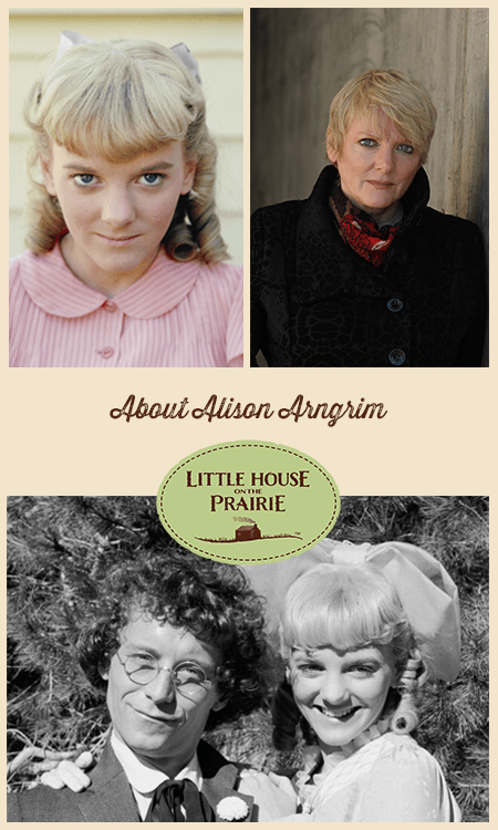 "About Alison Arngrim aka ""Nellie Oleson"""
