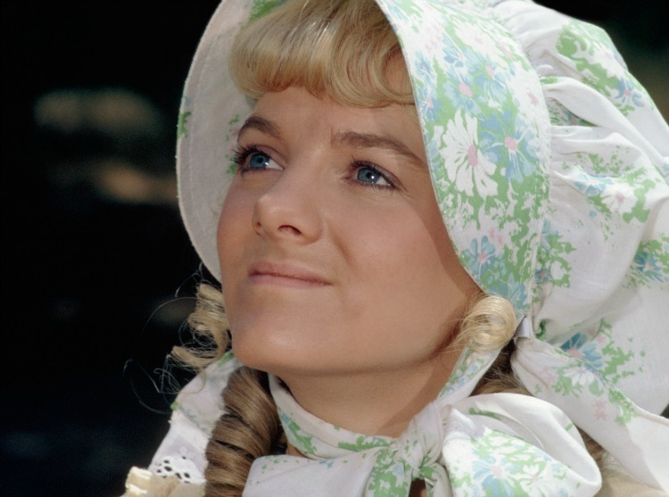 """Alison Arngrim """"Nellie Oleson"""" Biography from Little House on the Prairie"""