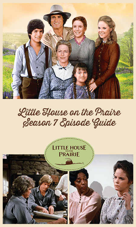 Season 7, Episode 1 U2013 Laura Ingalls Wilder Pt. 1
