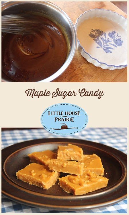 DIY Maple Sugar Candy