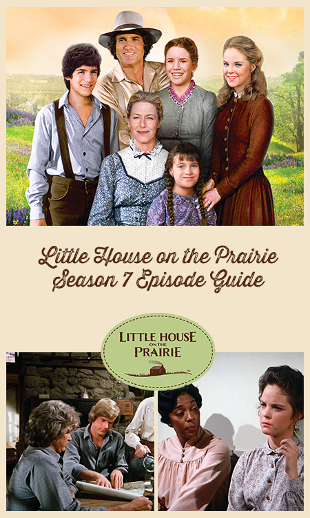 Little House on the Prairie - Episode Guide - Season 7