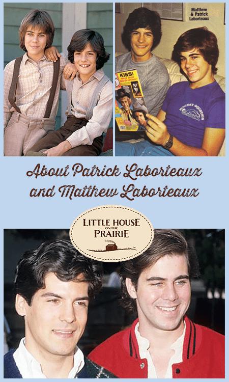 Patrick Labyorteaux siblings