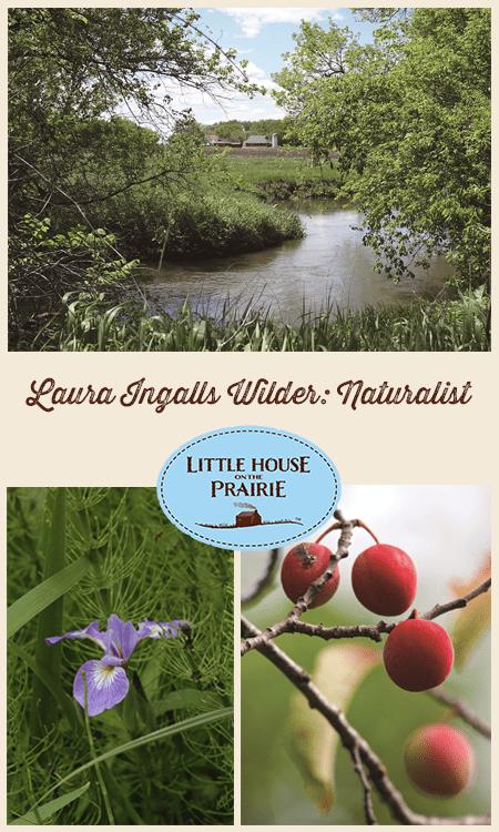 Laura Ingalls Wilder: Naturalist