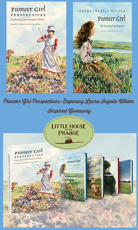 Exploring Laura Ingalls Wilder With South Dakota Press Inspired Giveaway
