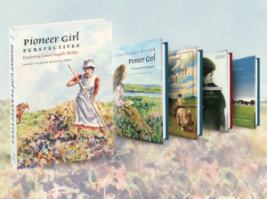 Pioneer Girl Perspectives: Exploring Laura Ingalls Wilder Inspired Giveaway