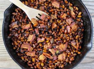 Baked Beans Recipe Inspired by Little House on the Prairie