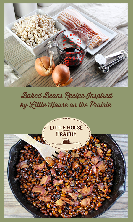 Baked Beans Inspired by Little House on the Prairie