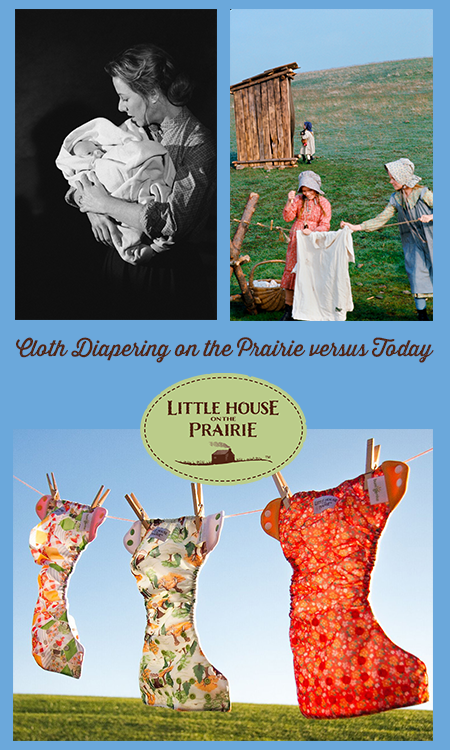 Cloth Diapering on the Prairie