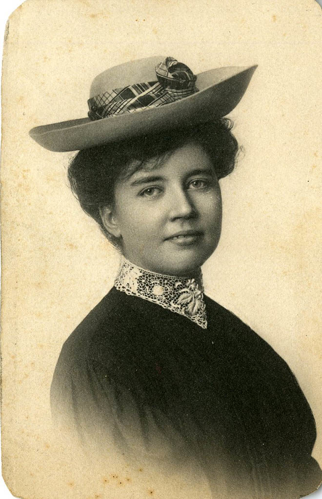 Rose Wilder Lane in 1906