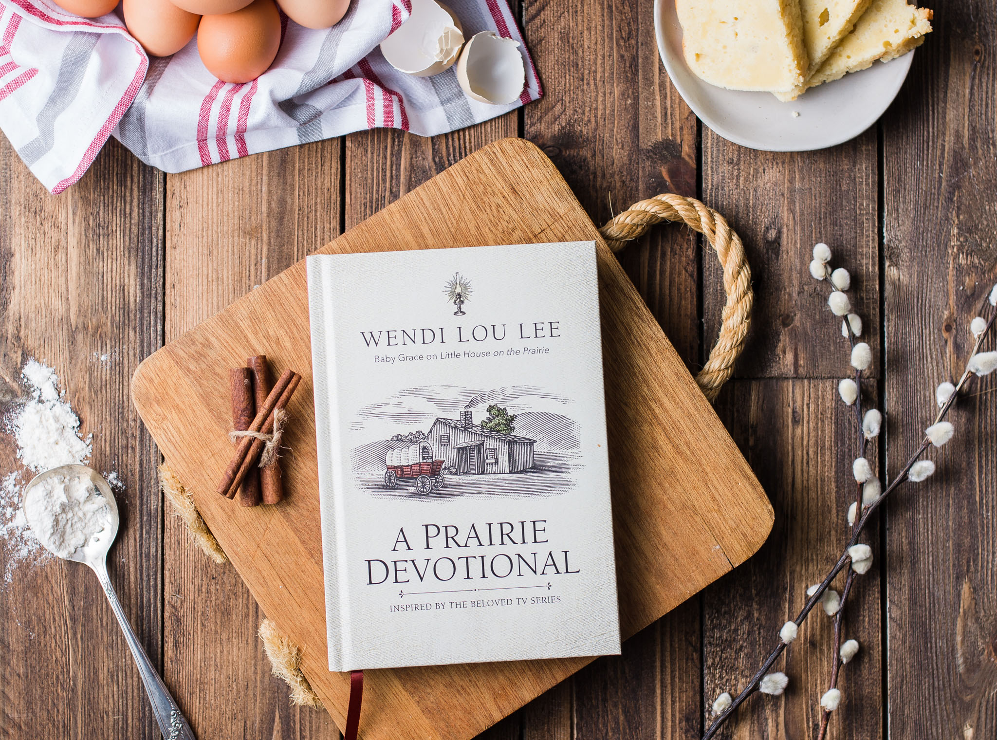 Wendi Lou Lee: A Prairie Devotional