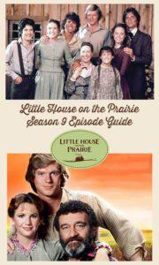 Little House on the Prairie – Episode Guide – Season 9
