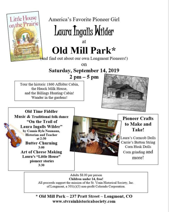 Old Mill Park Event
