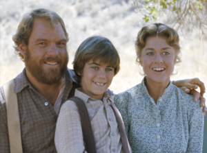 About Merlin Olsen who played Jonathan Garvey on Little House on the Prairie