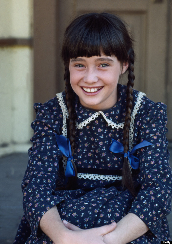 LITTLE HOUSE ON THE PRAIRIE Season 9. Pictured: Shannen Doherty as Jenny Wilder (Photo by Frank Carroll/NBC/NBCU Photo Bank via Getty Images)